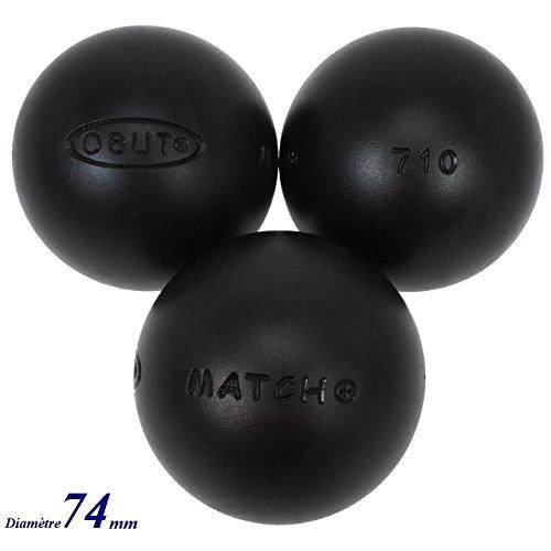 OBUT MATCH + - 74mm - 700gr - liss
