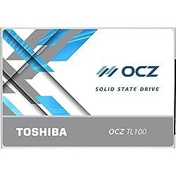 "Toshiba OCZ SSD TL100-25SAT3-240G da 240 GB, 2.5"", 80000 IOPS, Nero"