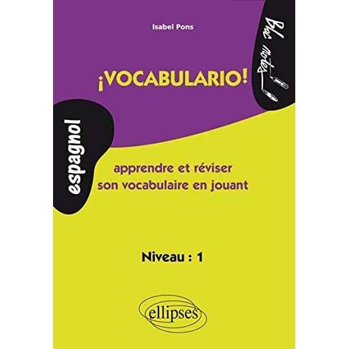 ¡ Vocabulario ! Apprendre et réviser son vocabulaire en jouant