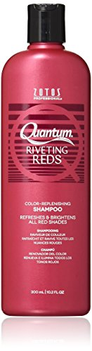Quantum Riveting Reds Color Replenishing Shampoo 295 ml