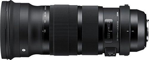 Bargain Sigma 120-300mm f/2.8 DG HSM Optical Stabilised Telephoto Lens Canon Fit Review