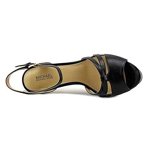 MICHAEL KORS sandales femmes chaussures 4OS7CAHA1L CATALINA PLATEFORME black