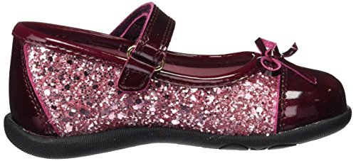 Pablosky 020069, Mary Jane Flats fille Rouge (Rouge)