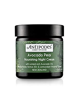 Antipodes Avocado Pear Nourishing Night Cream, 60 ml