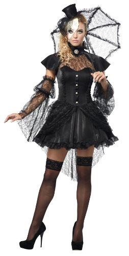 California Costumes Victorian Doll Women Lg 10 - 12