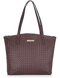 Caprese Winslet Women's Tote Bag (Brown)