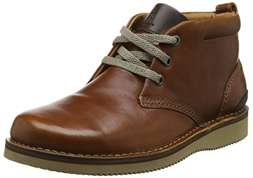 Rockport Prestige Point, Stivaletti Uomo Marrone (Marrone (Tan))