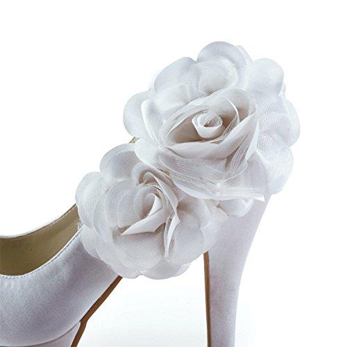 Minitoo , Escarpins pour femme Ivory-12cm Heel