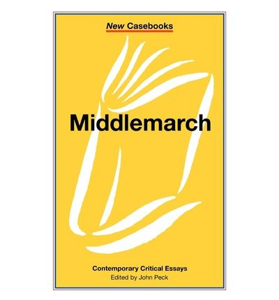 critical essays on middlemarch