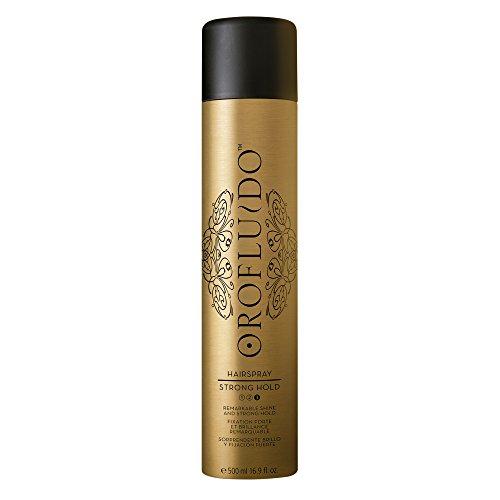 Orofluido Strong Hold Hairspray Haarspray Starker Halt und Glanz, 1er Pack (1 x 500 ml) -