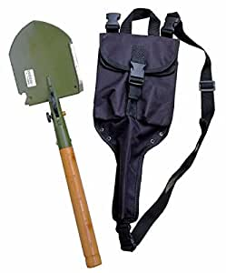 Chinese Military Shovel Emergency Tools WJQ-308 Ver 2012 with Original Waterproof Cases Bag Kit by WJQ
