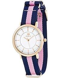 Reloj Marea Mujer B21165/4 Azul y Rosa