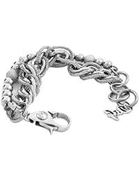 Dolce   Gabbana Armband   multi-reihig Edelstahl, 20 cm, ... 5fceadc657