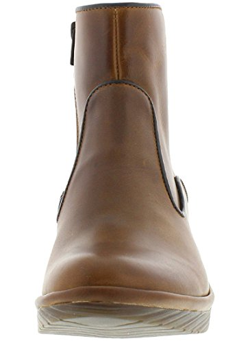 Fly London Pema, Women's Ankle Boots Camel