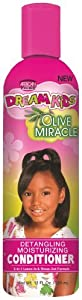 DE TANGLING MOISTURIZING CONDITIONER FOR KIDS 12 Oz from AFRICAN PRIDE