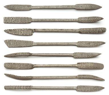 Speckstein-Werkzeugset 8-teilig [Werkzeug]