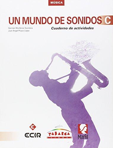 Un Mundo De Sonidos C Cuaderno - 9788480253796 por Germán Monferrer Quintana