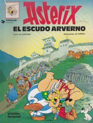 Asterix - El Escudo de Averno par RENE ; UDERZO, ALBERT GOSCINNY