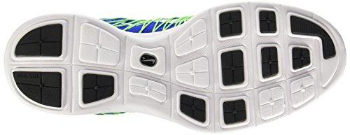 Nike Herren Lunaracer+ 3 Laufschuhe, Mehrfarbig, media Blu (Racer Blue/White-Vltg Grn-Blk)