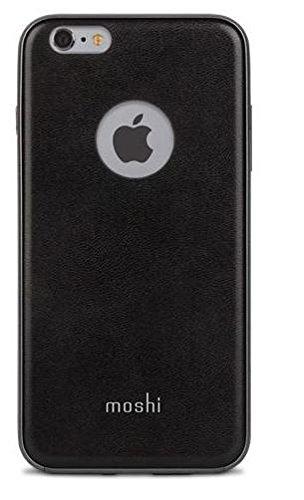 Moshi 99MO080321 iGlaze Napa für Apple iPhone 6/6S Plus Burgundy rot Onyx Black