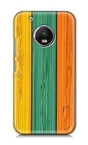 ZAPCASE Printed Back Cover for Motorola Moto G5 Plus