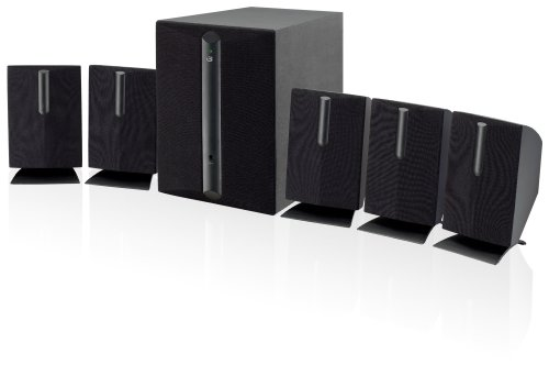 6. iLive HT050B 5.1 Channel Home Theater Speaker System