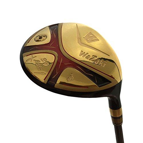 japan-wazaki-gold-cyclone-0-degree-face-angle-fairway-adjustable-golf-club-leather-cover18-degree-ri