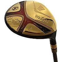 Desconocido Japón Wazaki oro Cyclone 0grado cara ángulo ajustable Fairway Golf Club