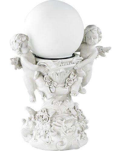Lunartec Lampe de Jardin Solaire décorative Duo danges