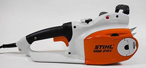 Stihl MSE 210C de BQ 2,1kW de eléctrico Sierra con cadena rápido Voltaje 350mm/14'