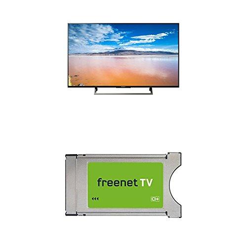 Sony KD-43XE8005 Fernseher + Freenet CI+ Modul