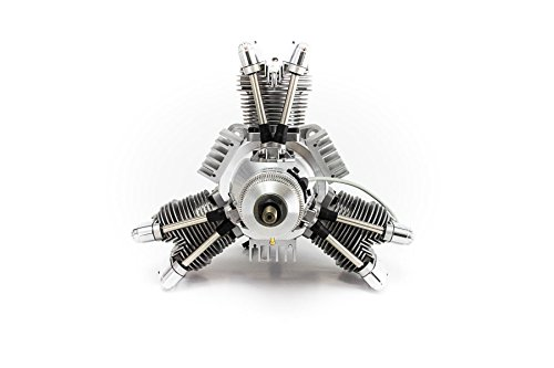aero-naut Modellbau 710084 - Verbrennungsmotor - Saito FG 84R3, 84.3 CCM, k.A. (Motor Saito)