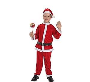 LLOPIS  - Disfraz Infantil papá Noel t-m