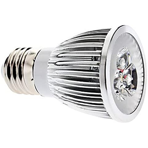 XMQC*Regolabile E27 6W 3000-3500K LED a luce