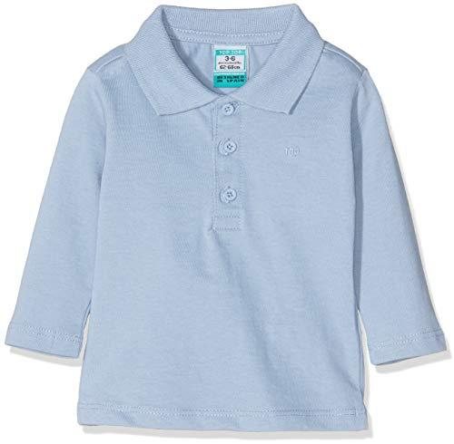 Top Top Baby-Jungen Poloshirt calabasa, Blau (Azul 720), 74 (Herstellergröße: 9-12)