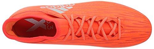adidas X 16.3 IN, Scarpe da Calcio Uomo Rojo (Rojsol / Plamet / Roalre)