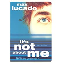 ITS NOT ABOUT ME TEEN ED PB by LUCADO MAX (1-Jan-2010) Paperback