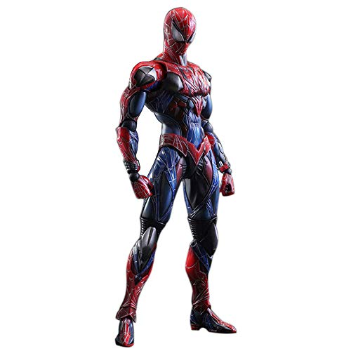 YONG FEI Model Spider-Man Marvel Doll, Spiderman Action Figure 11 '' Amazing Legends, Collectible Gift, Sophisticated Workmanship / PVC Boutique
