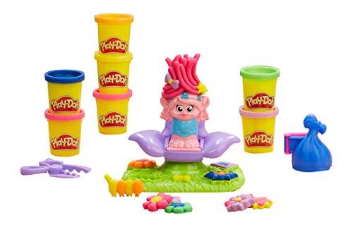 Play-Doh - La peluqueria de trolls (Hasbro B9027EU4)