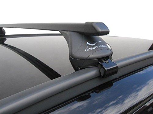 Aurilis barres de toit Easy One Peugeot 208/3/Portes /à Partir de 2012
