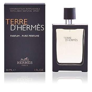 Hermes Terre d'Hermès Pure Parfum 30ml Vaporisateur Rechargeable pour lui