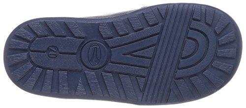 Richter Kinderschuhe  Mini  0022-523, Chaussures souple pour bébé (garçon) Bleu Bleu Bleu - Blau (atlantic  7200)