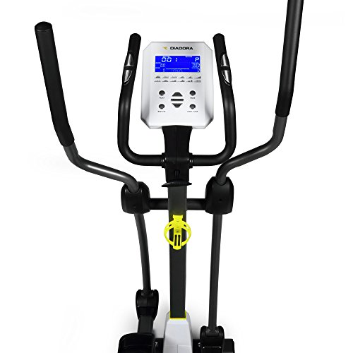 Zoom IMG-1 diadora fitness twin ellittica con