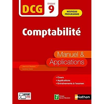 Comptabilité - DCG 9 - Manuel et applications (09)