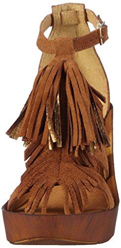 Bronx Bbannerx, Escarpins femme Braun (790 Mid brown-gold)