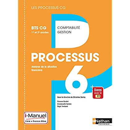 Processus 6 - BTS CG 1re et 2e années