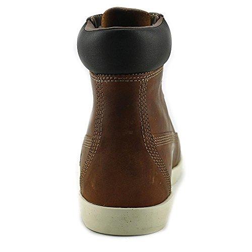 Timberland Flannery Cuir Bottte Chukka brown