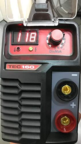 Soldadora electrodos inverter 160A
