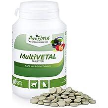 Vitaminas y Minerales Esenciales para Perros y Gatos (250 pastillas) | Producto Natural Levadura