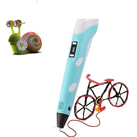 OBEST NIU 3D Printing Pen 40-100℃ for 3D Arts &